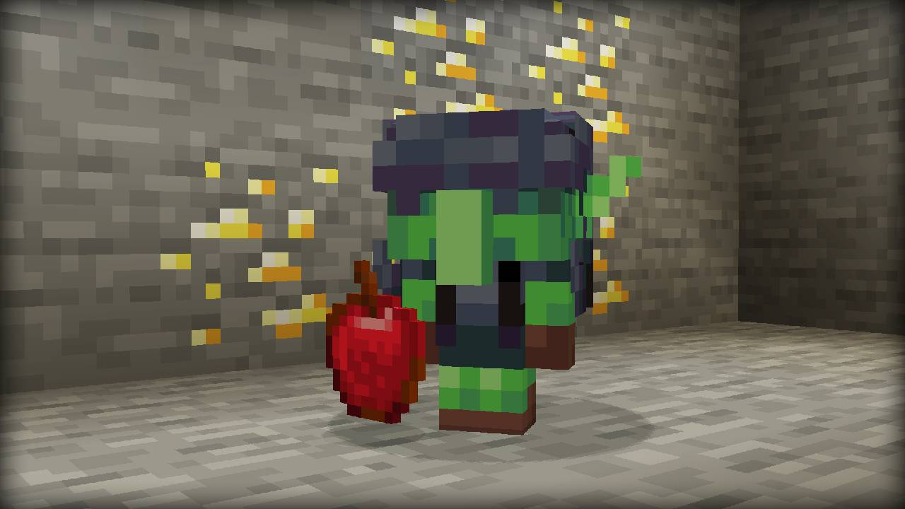 Goblin Traders mod for minecraft 21