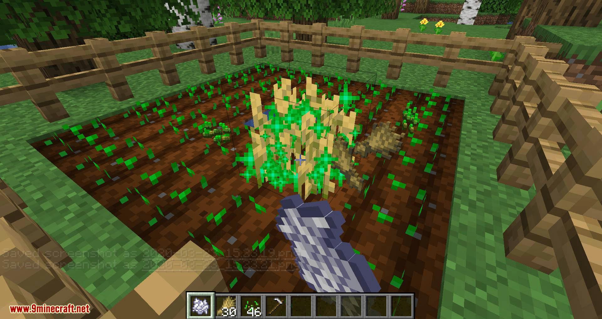 Harvest mod for minecraft 09
