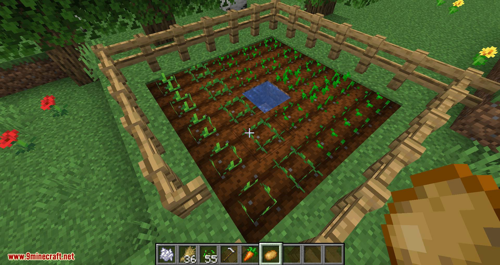 Harvest mod for minecraft 10