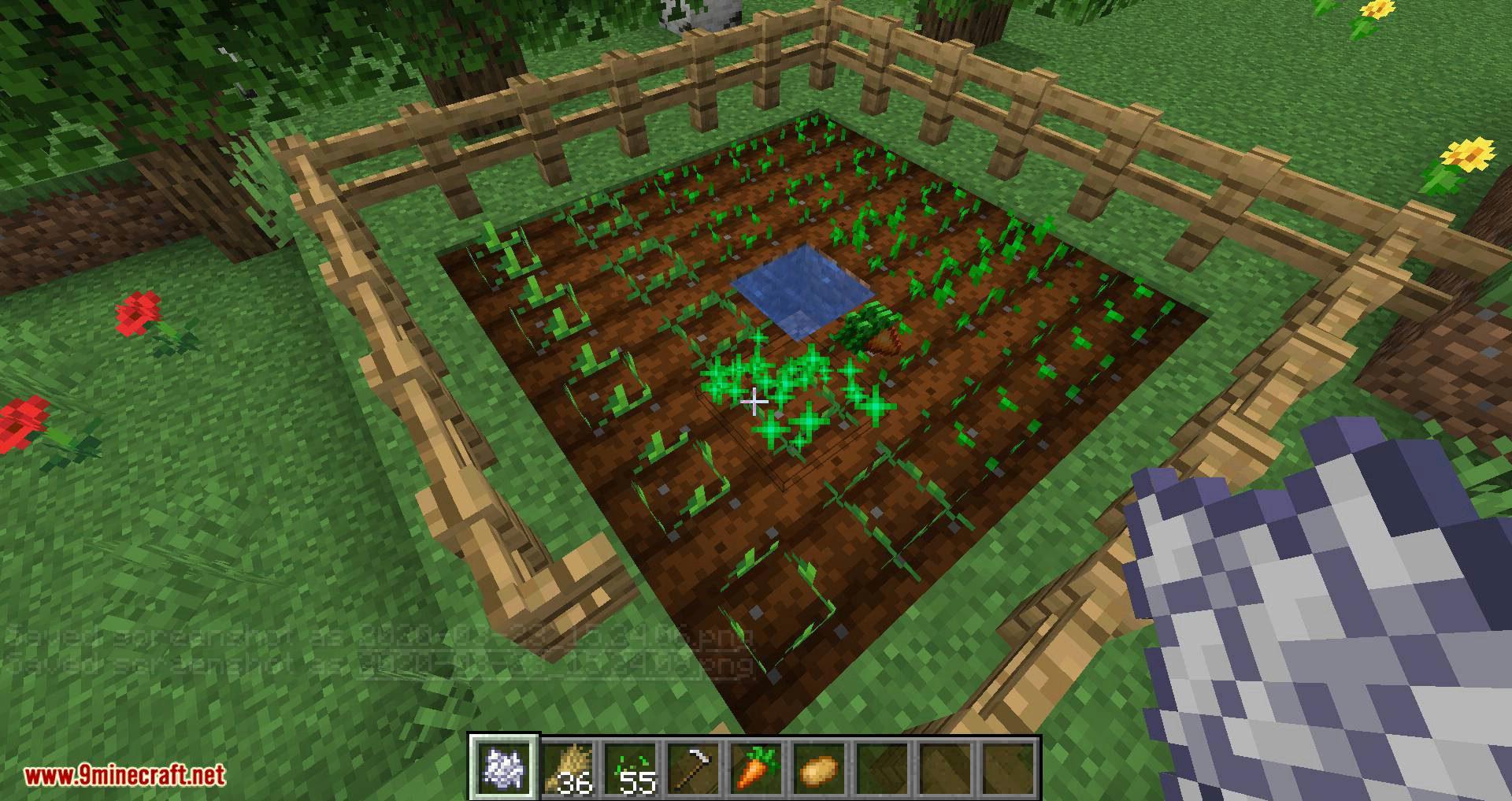 Harvest mod for minecraft 12
