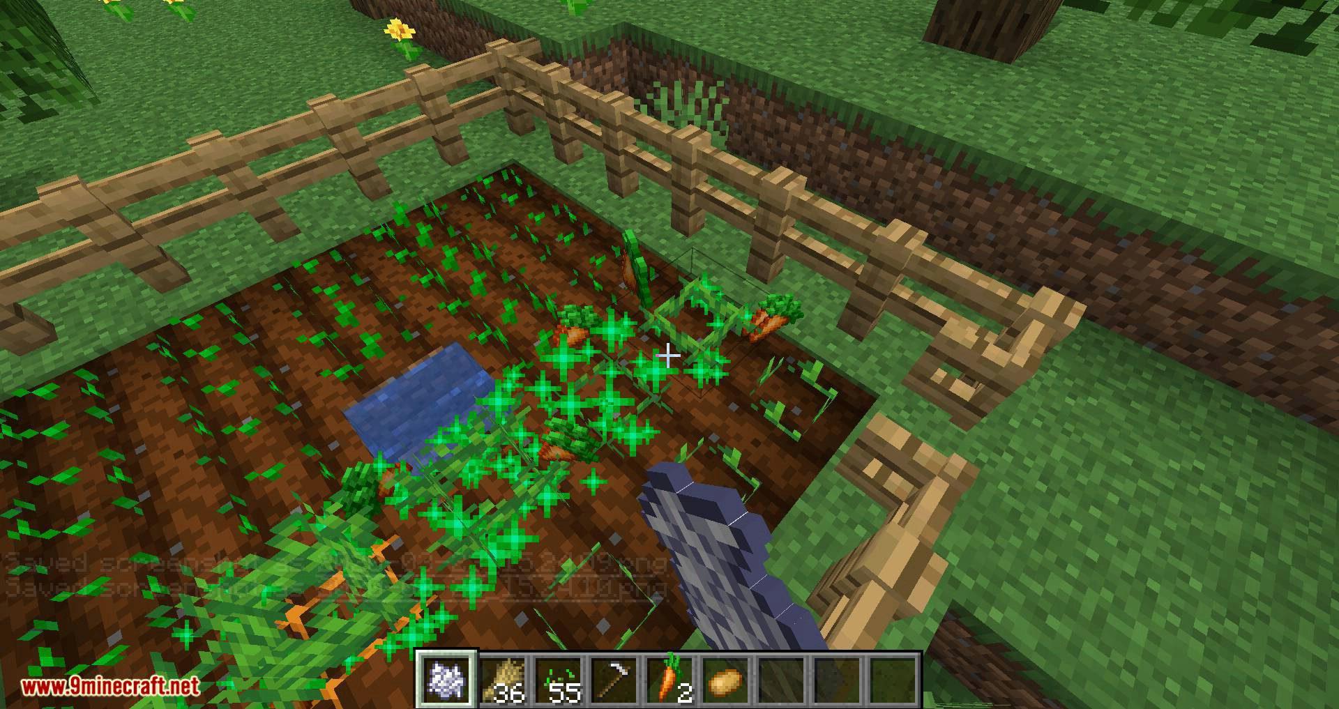 Harvest mod for minecraft 13