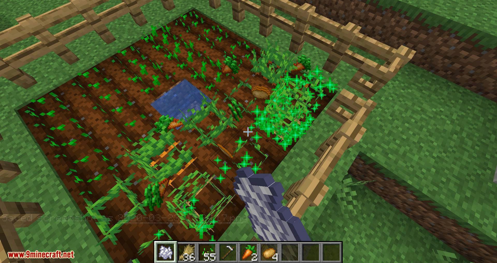 Harvest mod for minecraft 14