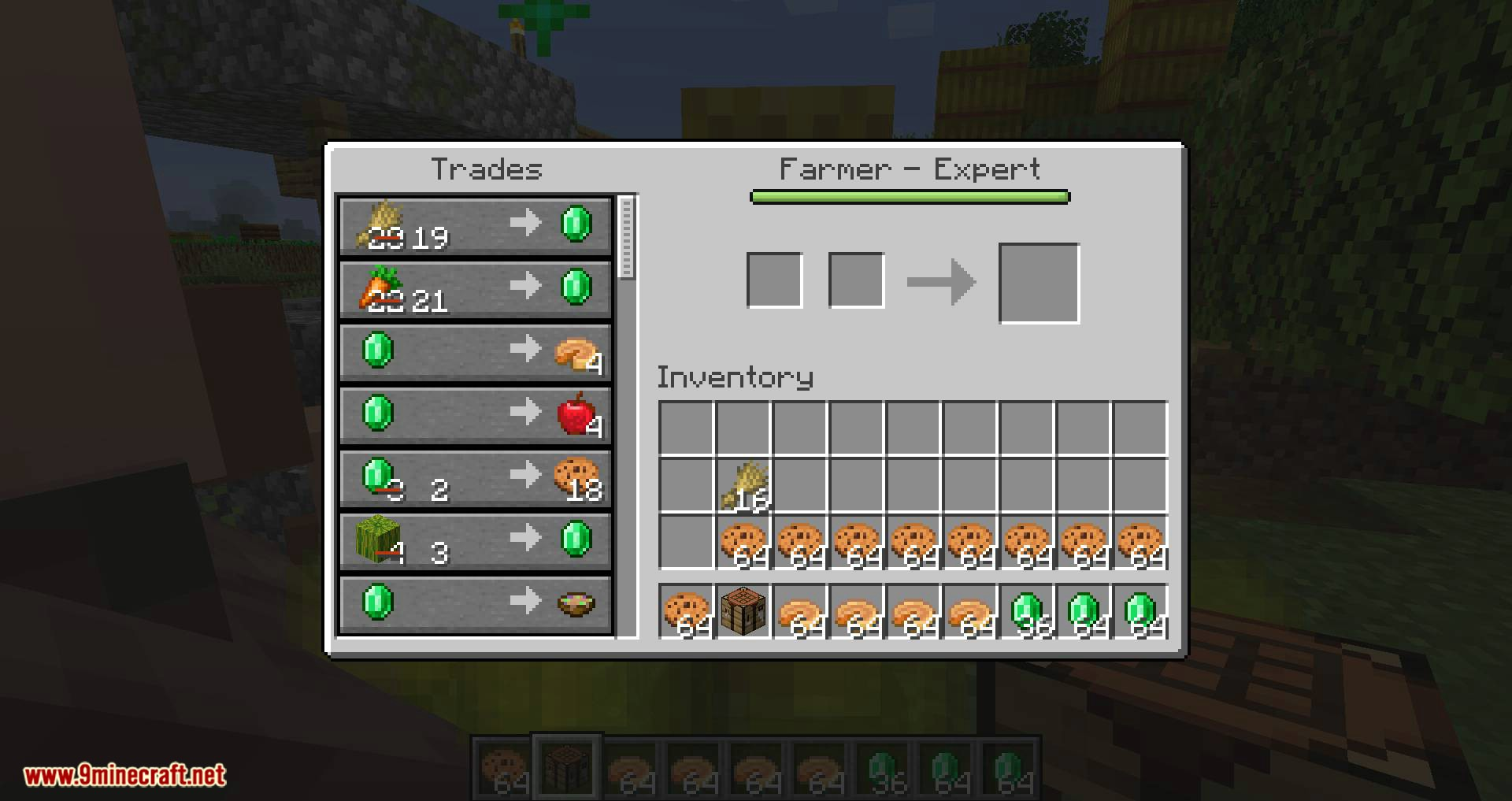 Infinite Trading mod for minecraft 10
