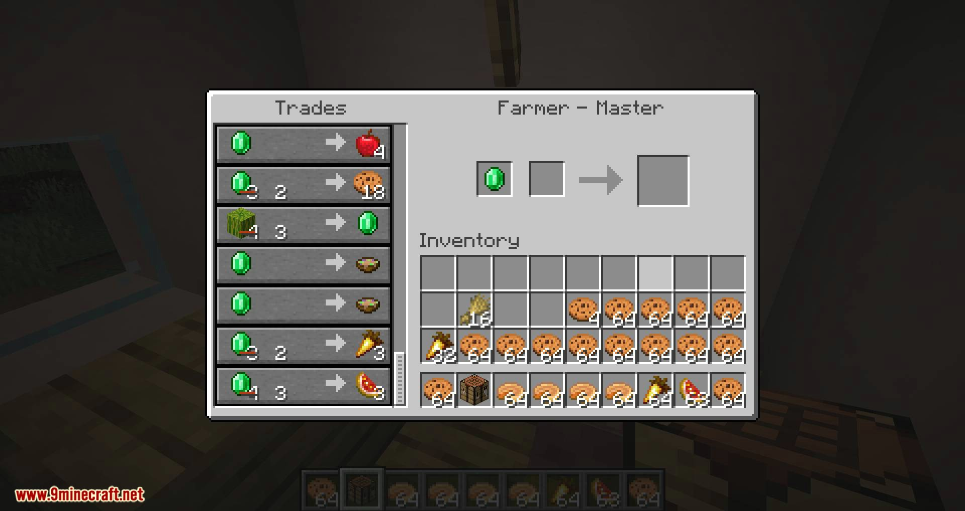 Infinite Trading mod for minecraft 11