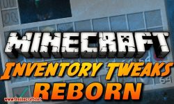Inventory Tweaks Reborn mod for minecraft logo