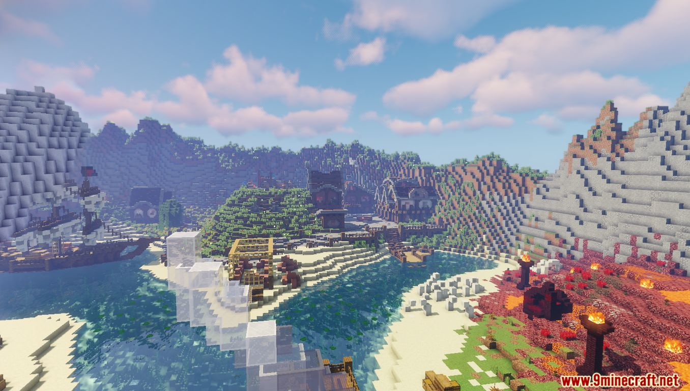 Jakob's KitPvP Map Screenshots (12)