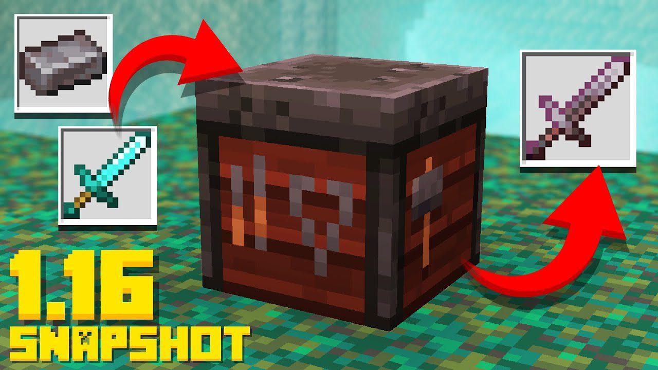 Minecraft 1.16 Snapshot 20w10a