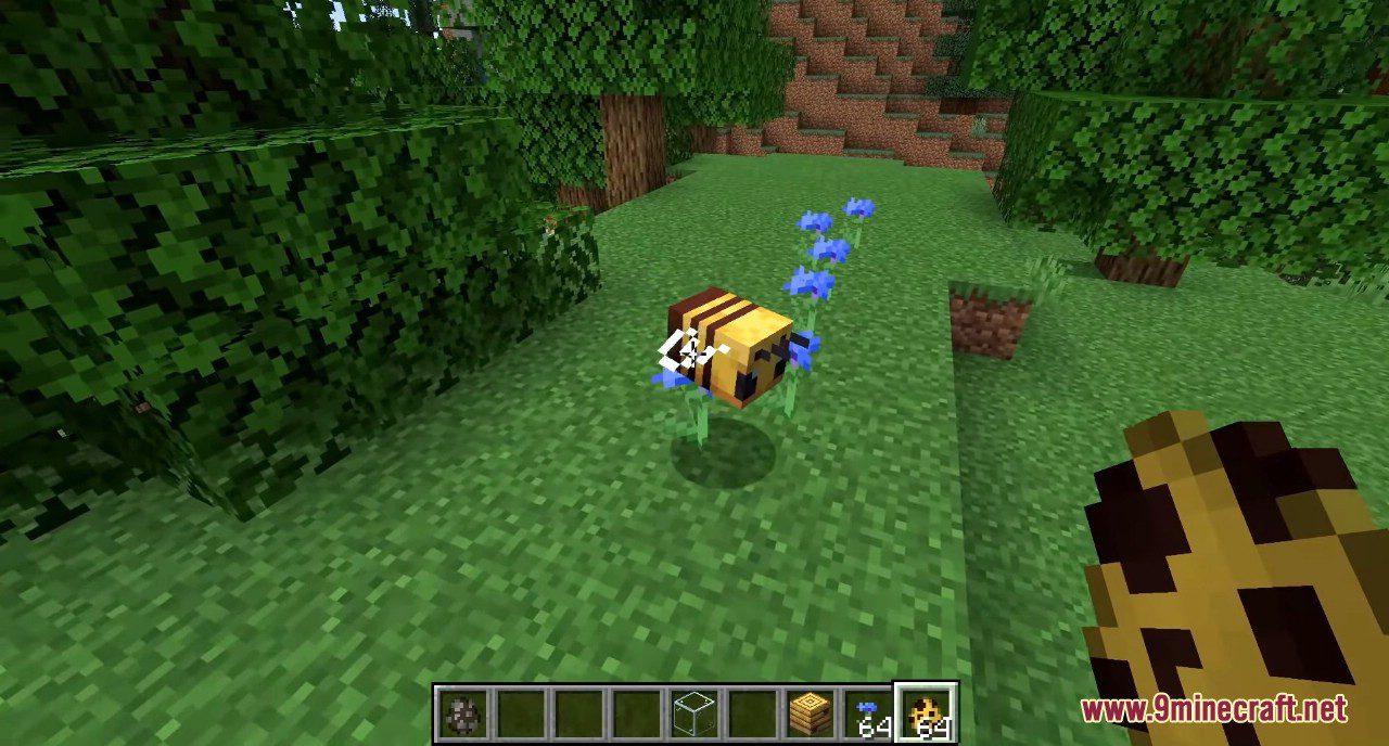 Minecraft 1.16 Snapshot 20w12a Screenshots 10