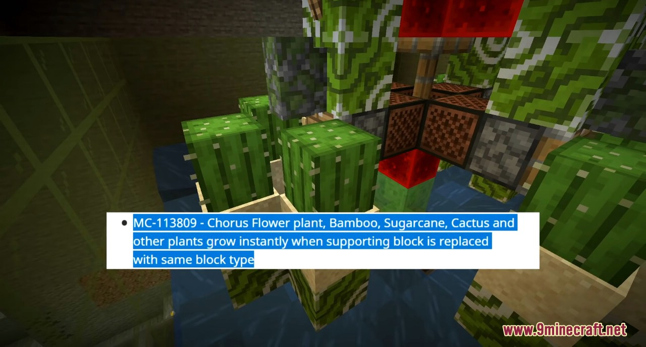 Minecraft 1.16 Snapshot 20w12a Screenshots 3
