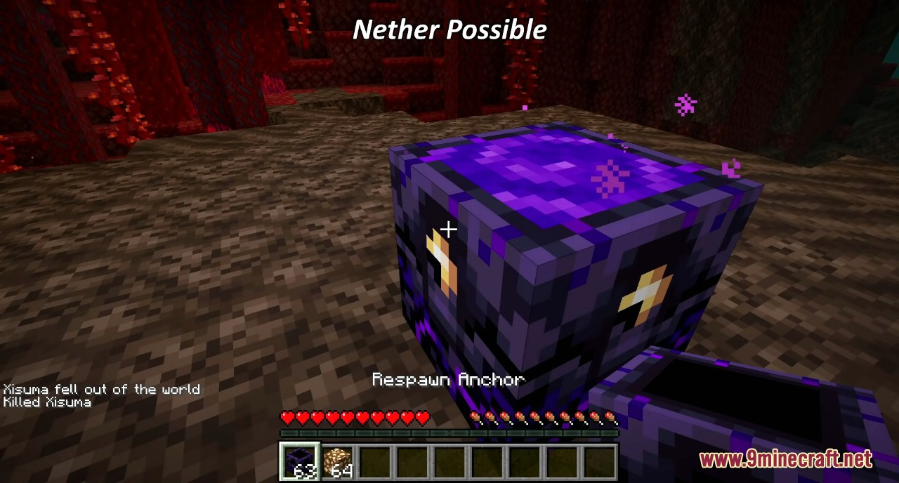 Minecraft 1.16 Snapshot 20w12a Screenshots 9