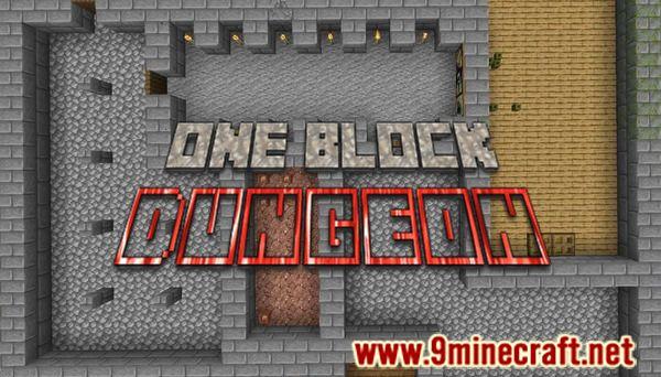 One Block Dungeon Map Thumbnail