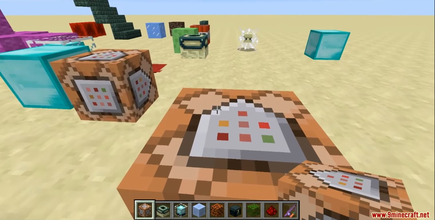 Pushable Blocks Data Pack Screenshots (1)