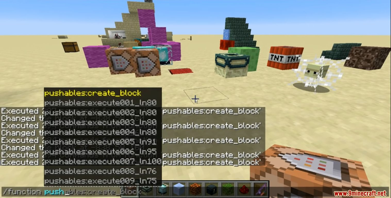 Pushable Blocks Data Pack Screenshots (4)
