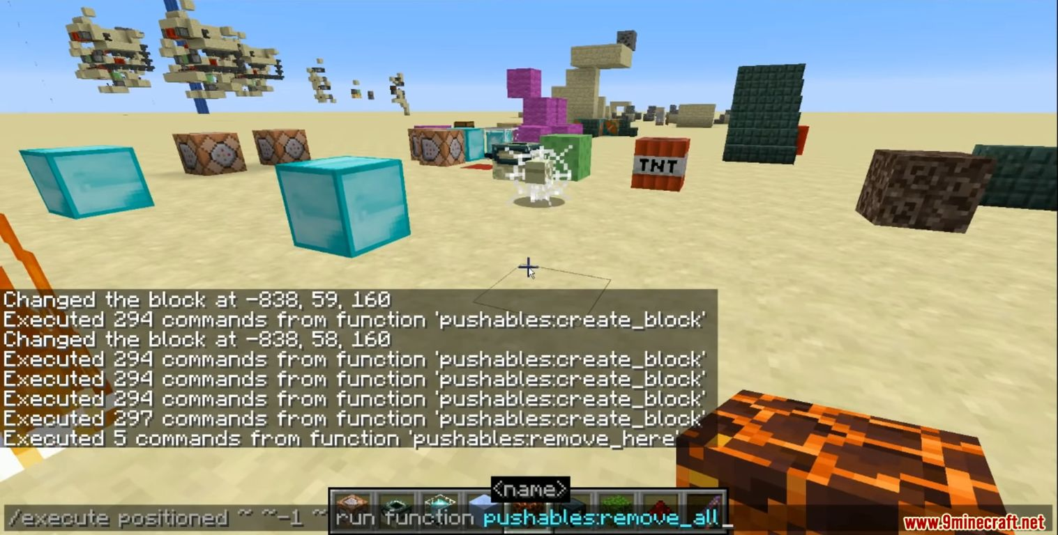 Pushable Blocks Data Pack Screenshots (6)