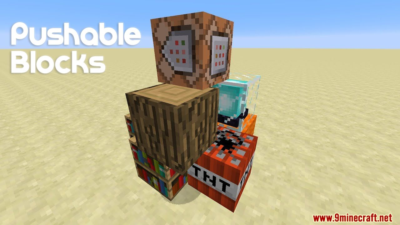 Pushable Blocks Data Pack Thumbnail