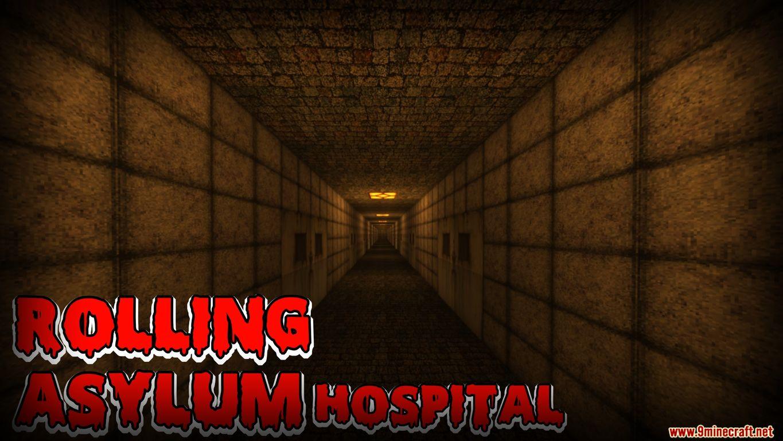 The Rolling Asylum Hospital Map Thumbnail