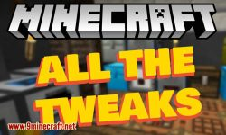 all the tweaks mod for minecraft logo