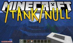 tank null mod for minecraft logo
