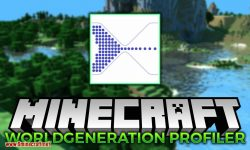 worldgeneration profiler mod for minecraft logo