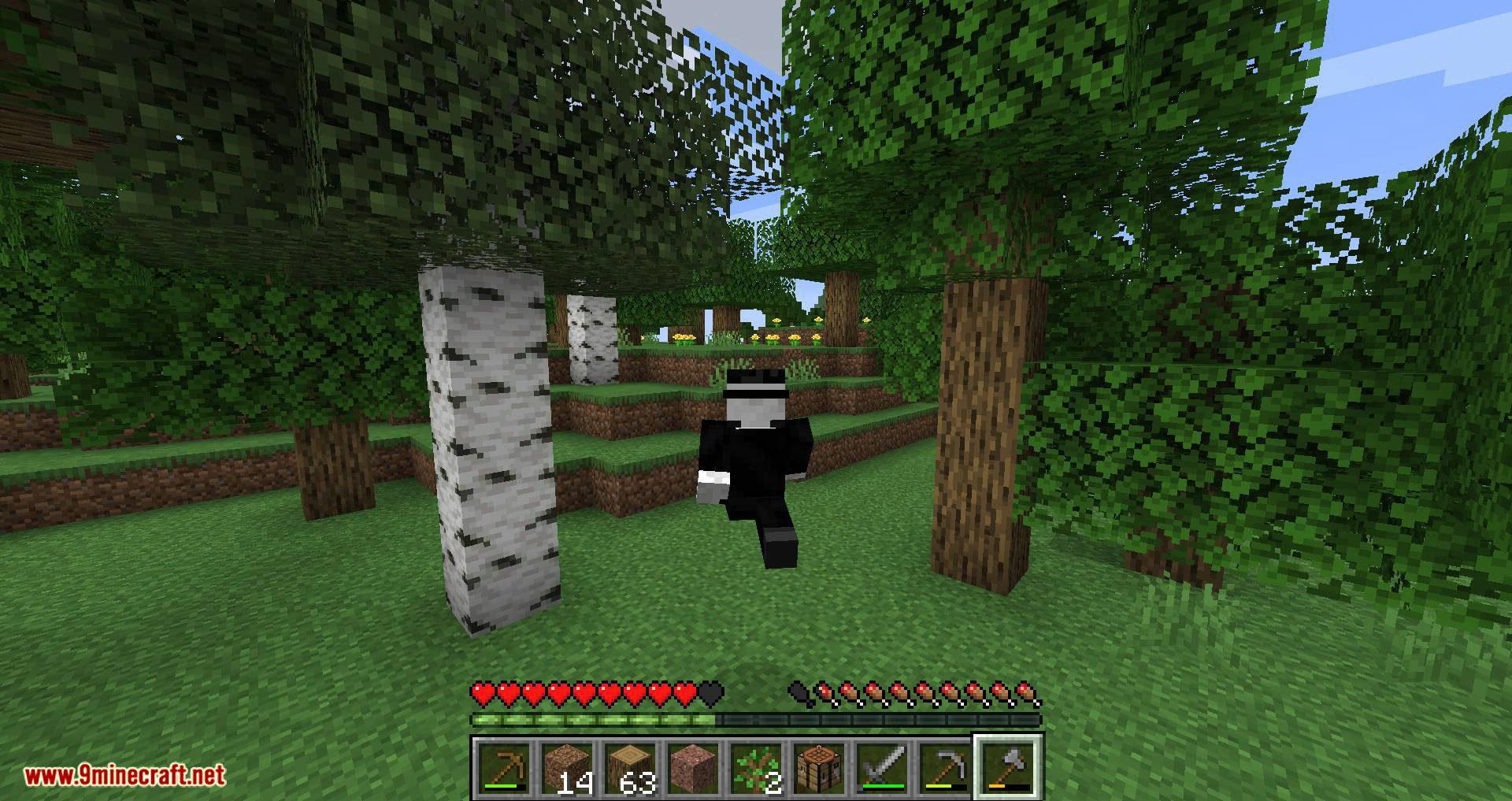 zmodskills mod for minecraft 09