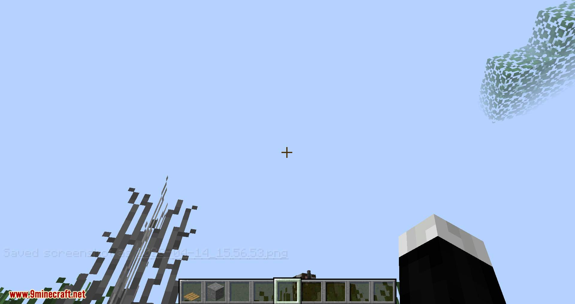 Chunk in a Globe mod for minecraft 02