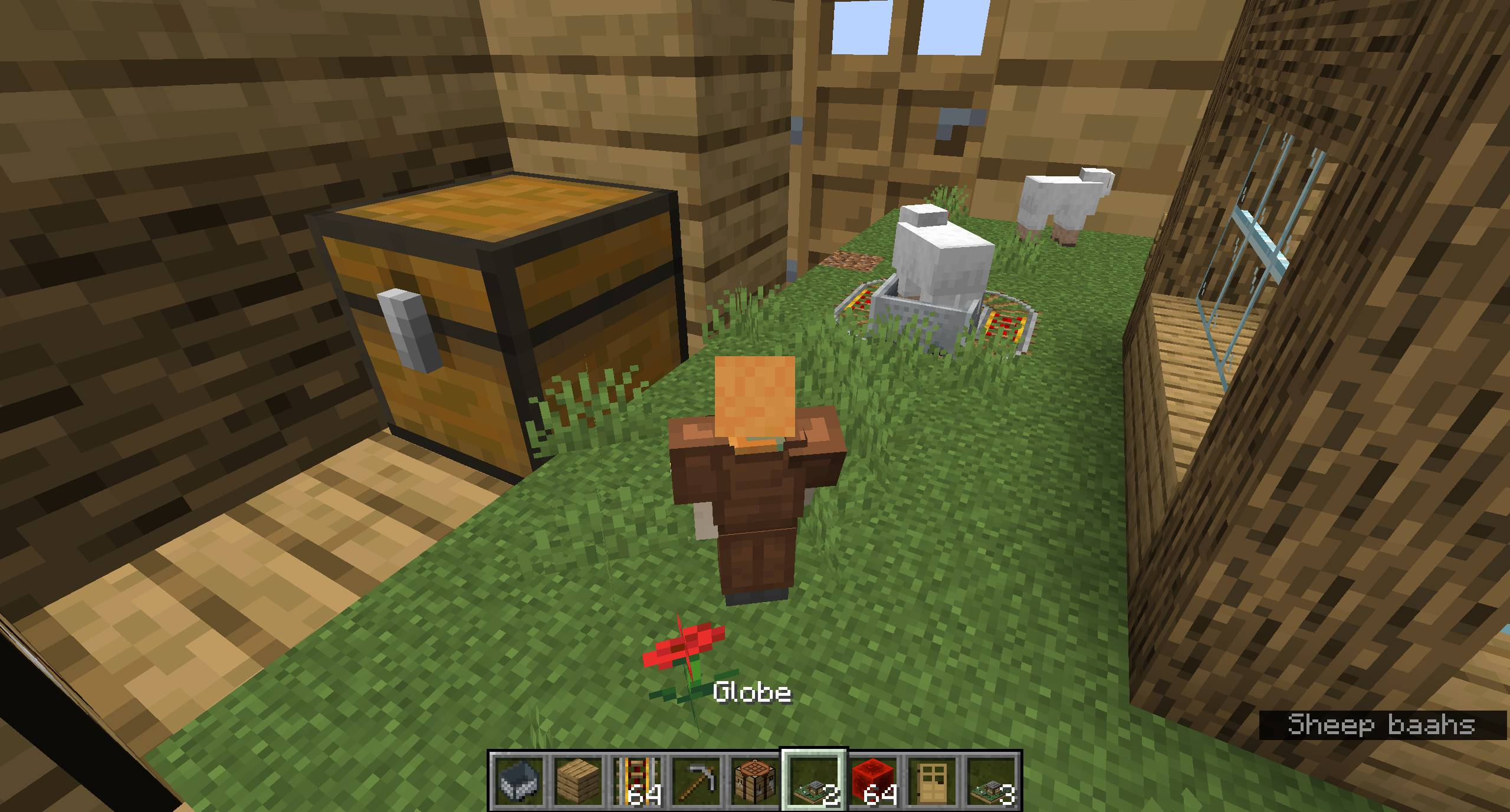 Chunk in a Globe mod for minecraft 23