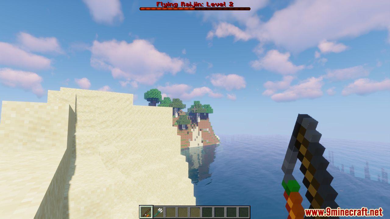 Flying Raijin Level 2 Data Pack Screenshots (4)