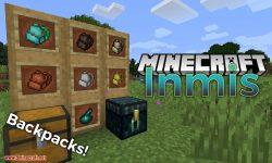 Inmis mod for minecraft logo