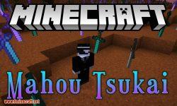 Mahou Tsukai mod for minecraft logo