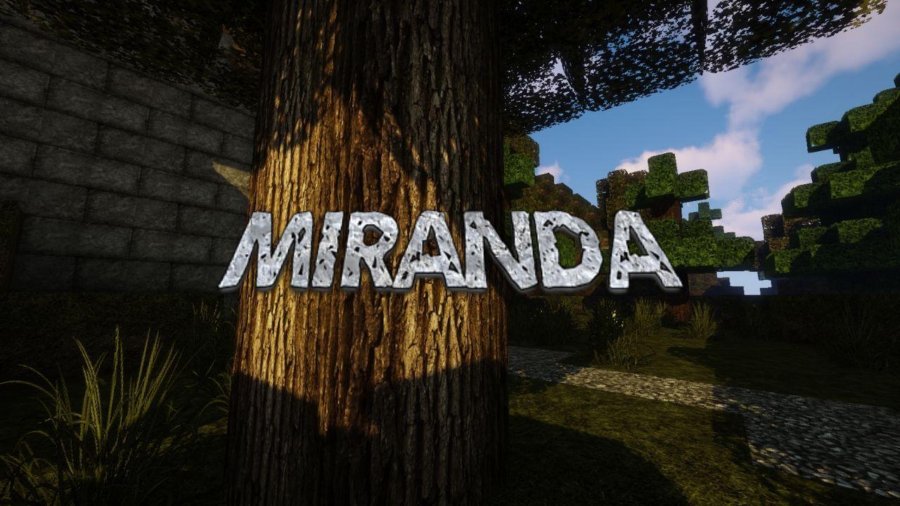 Miranda Resource Pack 9.95.9/9.99.9 - 9Minecraft.Net