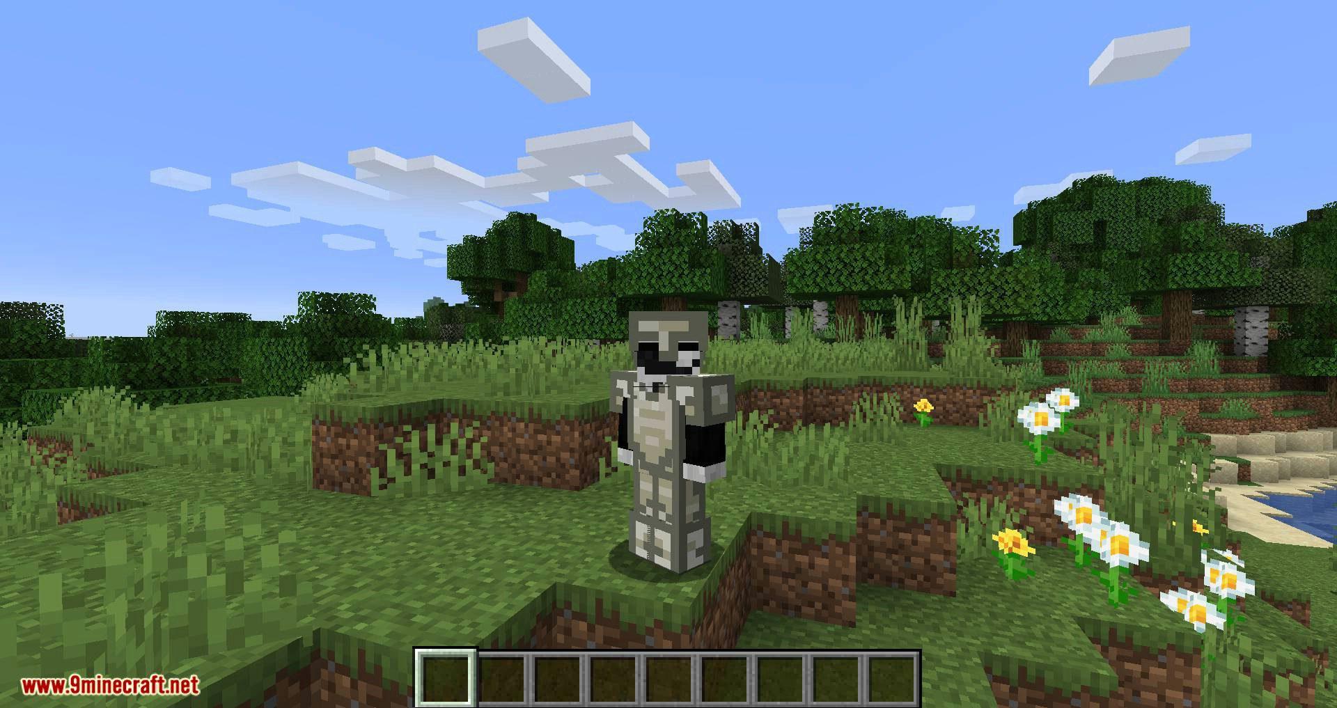MoreVanillaArmor mod for minecraft 01