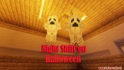 Night Shift on Halloween Map Thumbnail