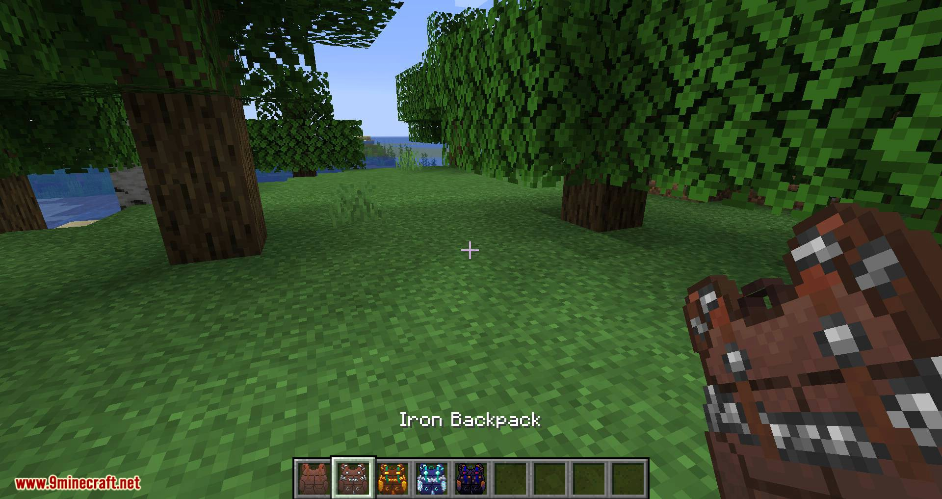 Packed Up Backpacks mod for minecraft 03