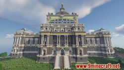 Redstone Library Map Thumbnail