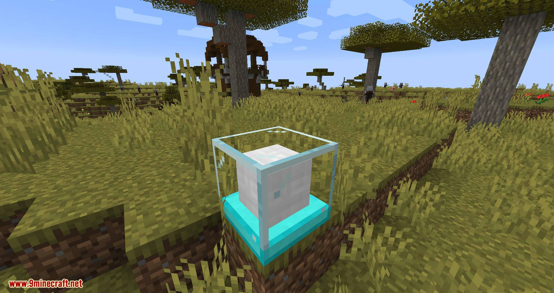 Simple Chunk Loaders mod for minecraft 01