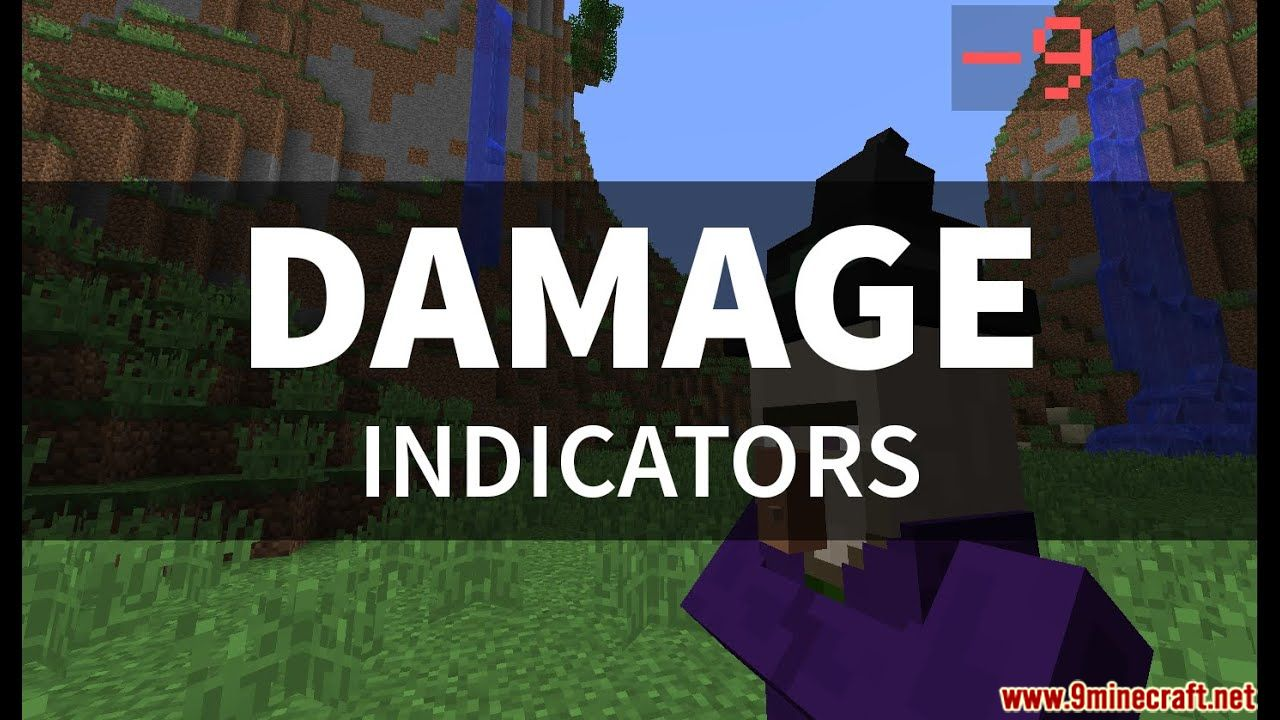 Simple Damage Indicator Data Pack Thumbnail