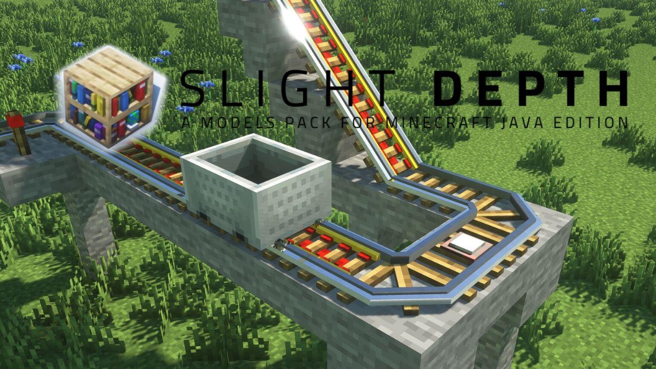 Slight Depth Resource Pack