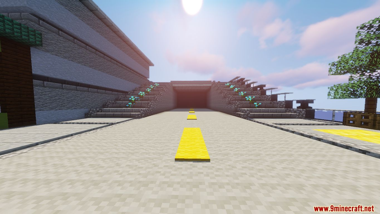 Sprint Racer Map Screenshots (1)