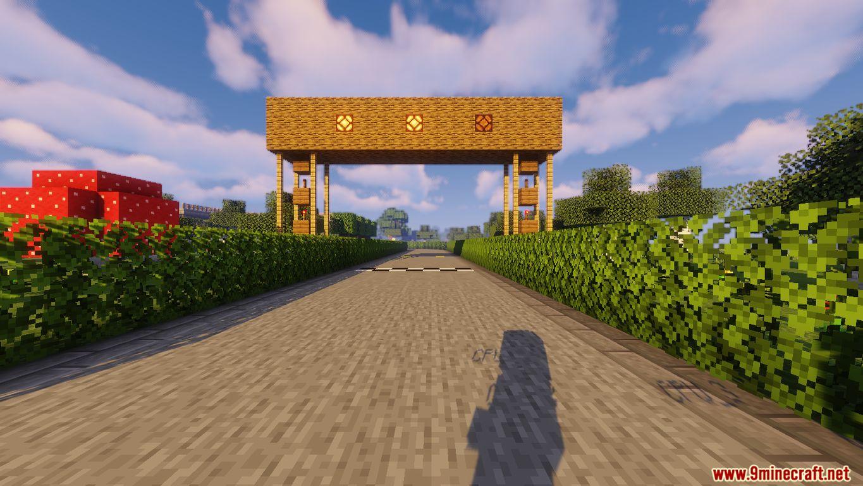 Sprint Racer Map Screenshots (6)