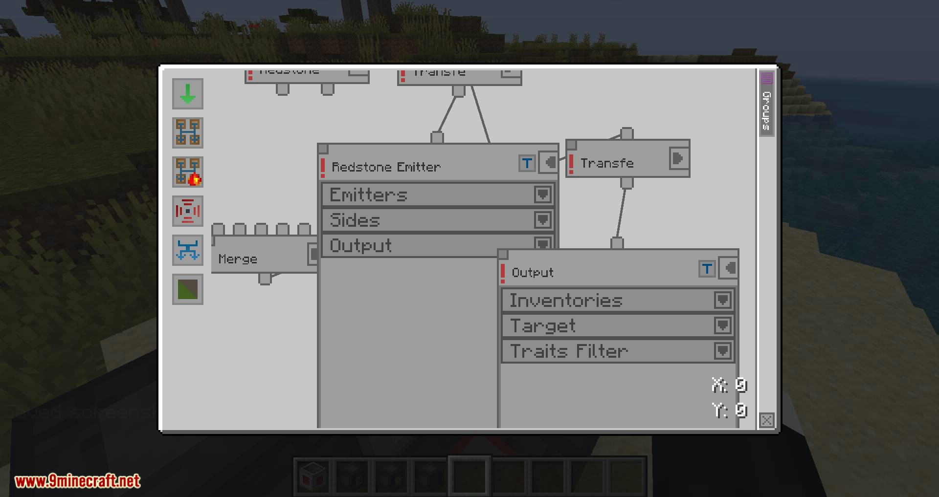 Steve_s Factory Manager Reborn mod for minecraft 08