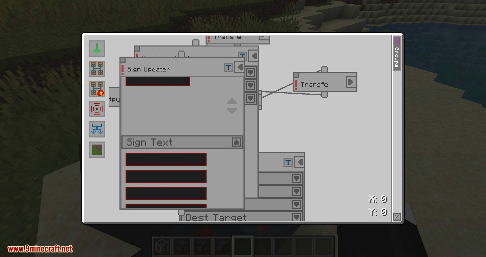 Steve_s Factory Manager Reborn mod for minecraft 11