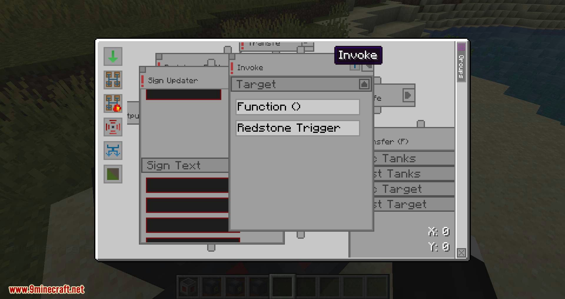 Steve_s Factory Manager Reborn mod for minecraft 12