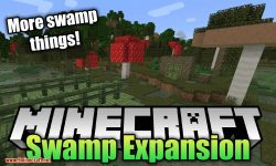 Swamp Expansion mod for minecraft logo