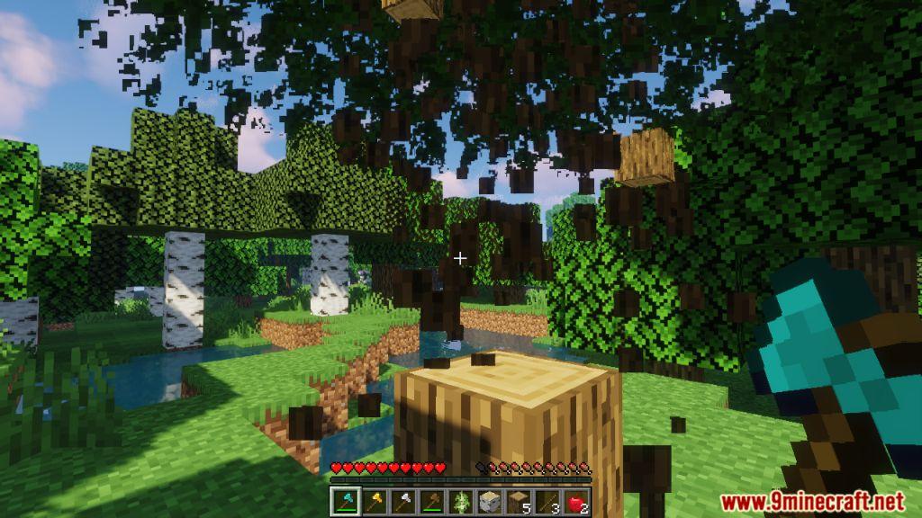 Tree Feller Data Pack Screenshots 1