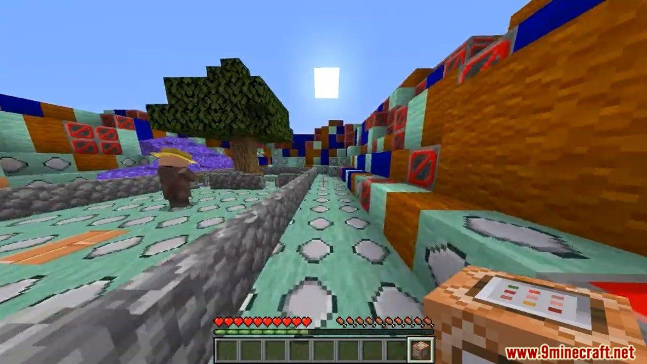 Unfair CMDStone Map Screenshots (5)