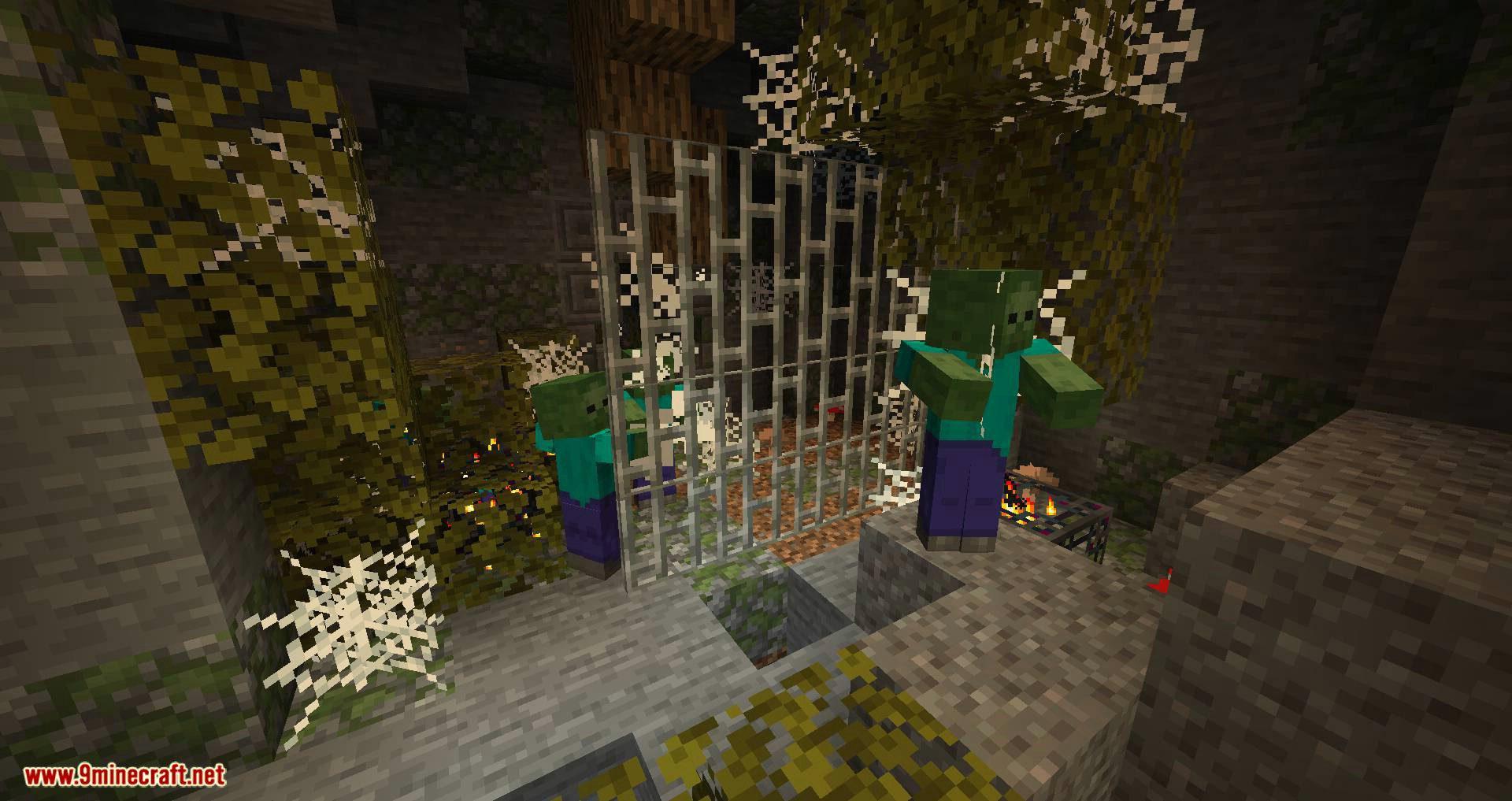 Valhelsia Structures mod for minecraft 01