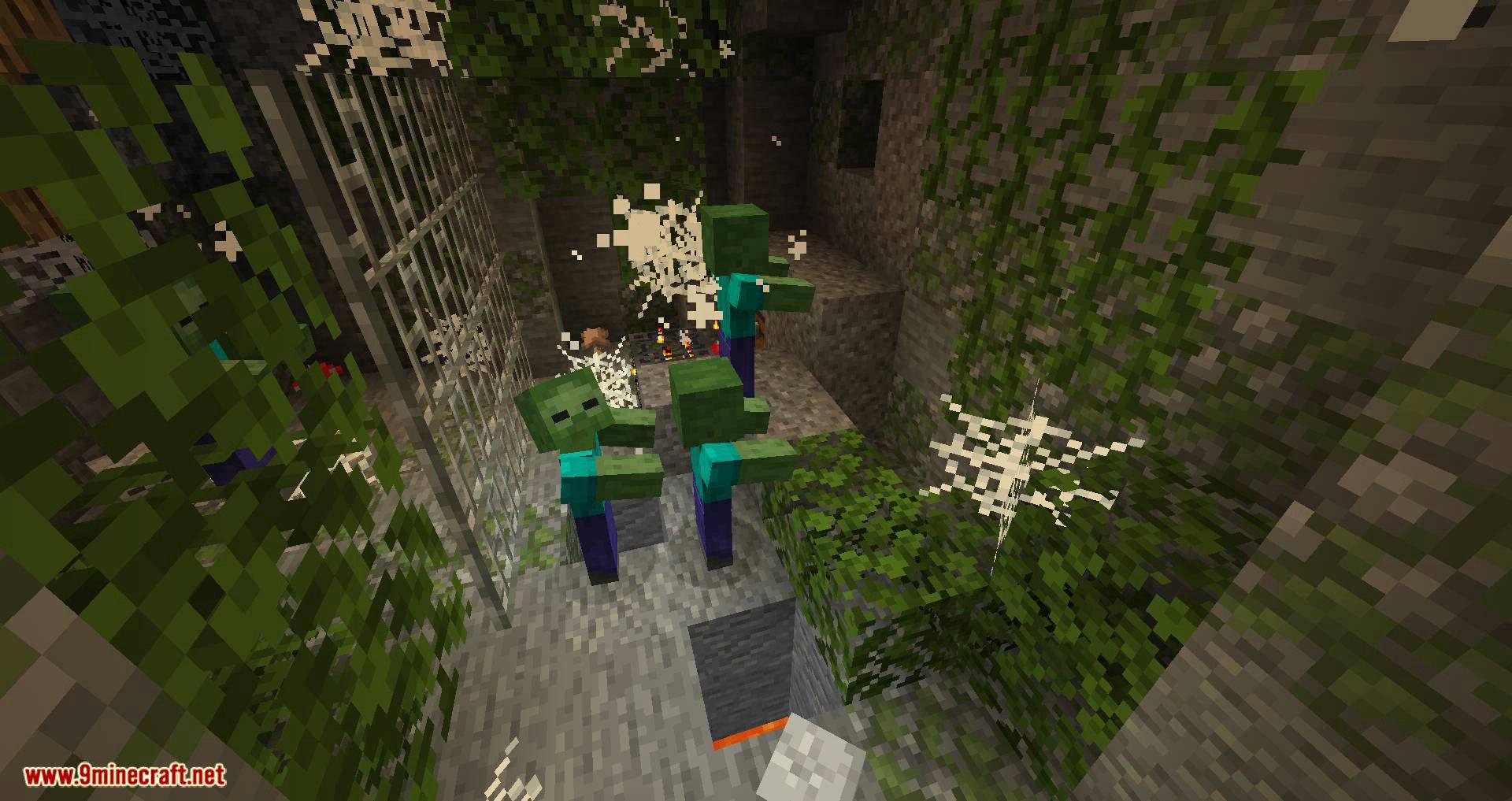 Valhelsia Structures mod for minecraft 03