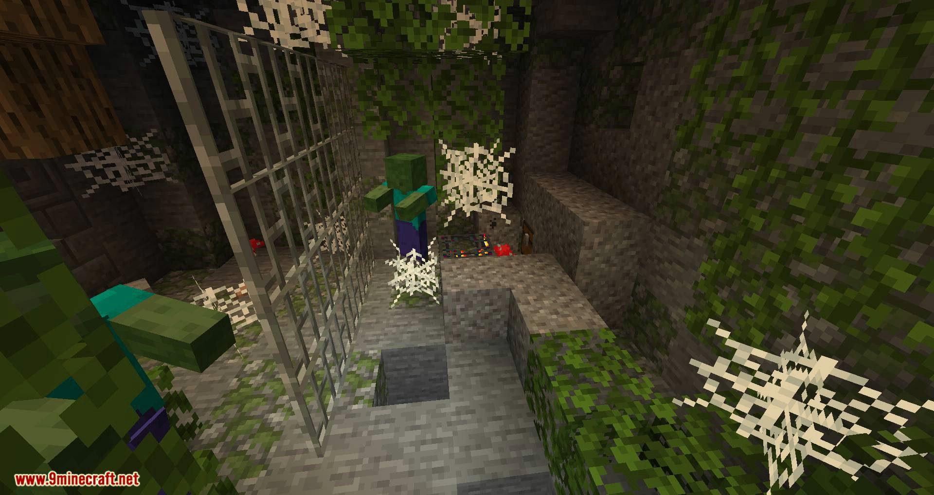 Valhelsia Structures mod for minecraft 06