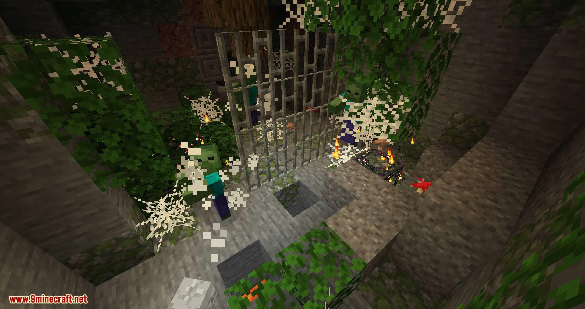 Valhelsia Structures mod for minecraft 07