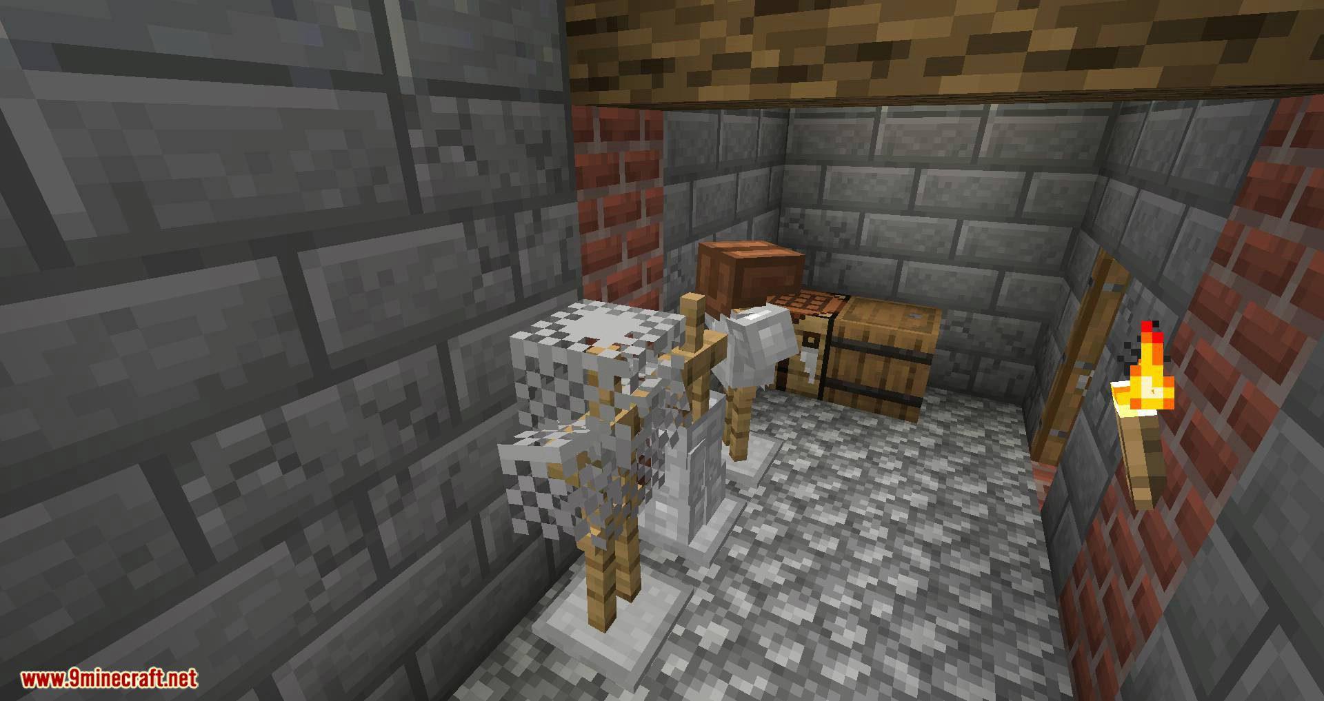 Valhelsia Structures mod for minecraft 10